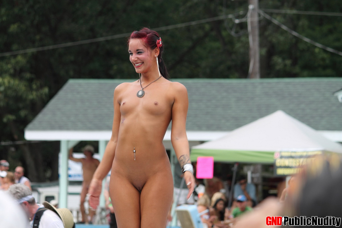 More than Candid public nudity apologise