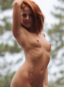 Lots Of Cute Strippers Show Off Their Skills Completely Naked At An Outdoor Public Nudity Festival - Picture 6